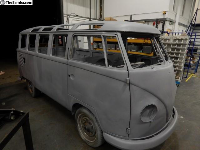 1959 volkwagon bus 23 window finish my projectfinish for 1959 23 window vw bus for sale